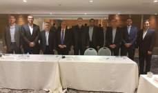 غرب اسيا : الأردني علوان رئيساً واللبناني تابت أميناً عاماً