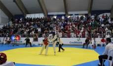 نتائج المرحلة الاولى لبطولة لبنان في التايكواندو للفئات العمرية