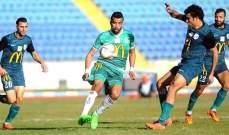 الدوري المصري: إنبي يعود بثلاث نقاط ثمينة من معقل الاتحاد السكندري