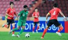 هدفاً قاتلاً يمنح كوريا الجنوبية لقب بطولة اسيا تحت 23 عاماً