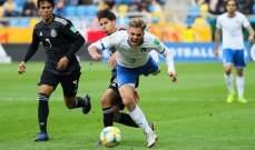 بداية انتصارات لايطاليا والسنغال في كاس العالم للشباب