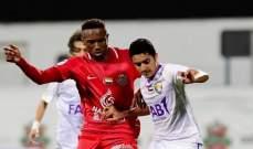 انهاء الدوري الاماراتي موسم 2019-2020