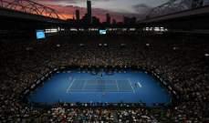 مباريات بطولة استراليا مهددة بالتأجيل بسبب الامطار