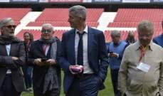 رئيس اتلتيكو مدريد: نحن بحاجة الى لاعبين يفتخرون بقميص النادي