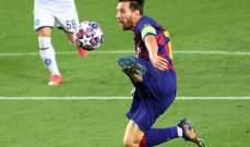 برشلونة سعيد بالتأهل الى ربع نهائي دوري ابطال اوروبا