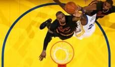 مباراة سلسلة نهائي NBA هي الاكثر مشاهدة منذ 19 عاماً