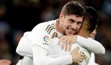فالفيردي: آمل ان اواصل مسيرتي مع ريال مدريد ولن العب لاي ناد اخر