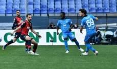 الدوري الإيطالي: جنوى يتخطى سبيزيا بثنائية نظيفة