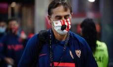 لوبيتيغي سعيد بالتعادل المحقق امام برشلونة