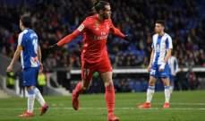 وكيله : بايل لم يفكر في مغادرة ريال مدريد