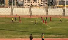 خاص: مشاهدات من مباراة التضامن صور وشباب البرج
