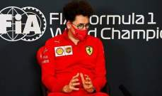 بينوتو لن يشارك في سباق تركيا