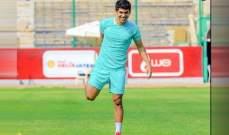سموحة يضم لاعب الاهلي محمد شكري