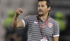 فاريا : الدحيل سيواجه احد اقوى الفرق في قطر