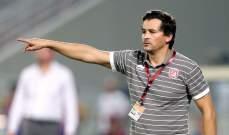 فاريا : نتطلع الى الفوز على السيلية والوصول الى نهائي كأس قطر