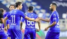 النصر وشباب الاهلي يكملان مربع كأس رئيس الامارات