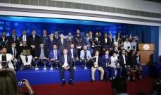 ATCL  وزّع الجوائز على ابطال الرياضة الميكانيكية بحضور تود