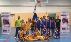 انتصارات لهوبس والرياضي والتعاضد في دورة عبد الكريم الخامسة بكرة السلة
