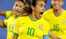 البرازيل تتخطى ايطاليا وسوبر هاتريك في لقاء استراليا
