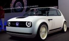 هوندا تقترب من الكشف عن سيارتها الكهربائية الجديدة
