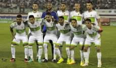 الجزائر تفوز وديا على مالي