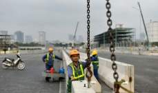 فورمولا واحد: حلبة هانوي أصبحت جاهزة لاستضافة السابق الأول في فيتنام