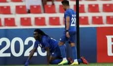 دوري أبطال آسيا: غوميس يمنح الهلال ثلاث نقاط ثمنية على حساب شباب الأهلي دبي