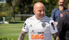 صحيفة برازيلية : المدرب الأرجنتيني سامباولي يرفض النصر