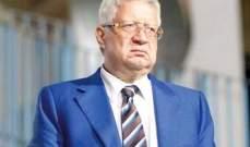مرتضى منصور يحمل وزير الشباب والرياضة مسؤولية الهزيمة من الإسماعيلي