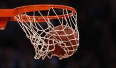 ترتيب بطولة لبنان لكرة السلة بعد نهاية المرحلة الثامنة