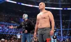 ميستيريو: فيلاسكيز قد يعود إلى المصارعة
