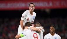 انكلترا تفاجئ اسبانيا في عقر دارها وسويسرا تضغط على بلجيكا