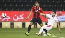 الريان يحسم قمة دوري نجوم قطر بفوزه على العربي