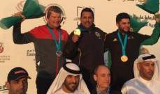 الرامي الكويتي الرشيدي ينتزع بطاقة التأهل الى أولمبياد طوكيو 2020