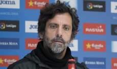 سانشيز فلوريس مرشح مفضل لتدريب إسبانيا