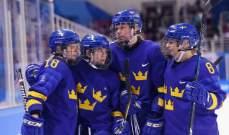 اولمبياد بيونغ تشانغ: سيدات السويد تحرزن المركز السابع في هوكي الجليد