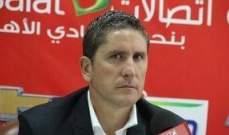 الأهلي المصري يجدد الثقة في المدرب الاسباني غاريدو