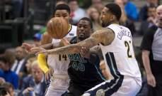 NBA: دنفر يعزز صدارته والليكرز يسقط مجدداً