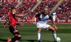 الليغا: ريال مايوركا يخطف الفوز امام ديبورتيفو الافيس ويعزز موقعه