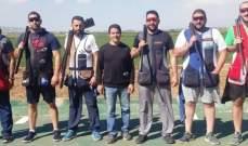 رماية: حبيب ضومط بطل المرحلة الثانية  من بطولة لبنان للتراب