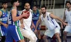 سلة لبنان: الرياضي الاكثر تسجيلا في المرحلة 6 وارقام بيبلوس تتراجع