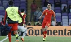 الصين تقلب الطاولة على تايلاند وتخطف بطاقة التأهل الى ربع النهائي