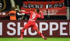 ليفركوزن يسرق الإنتصار من بين يدي دورتموند في مباراة مجنونة