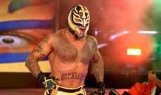 راي ميستيريو يوقع على عقد جديد مع اتحاد WWE