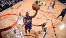 NBA: ميامي هيت يستمر بالتراجع ودنفر يفوز على تشارلوت