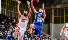خاص: تعرف الى لاعبي ومدرب هذا الاسبوع في السلة اللبنانية