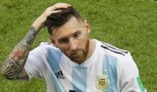 سينيوريني : كنت امل لو ميسي لعب لإسبانيا وأصبح بطل عالم