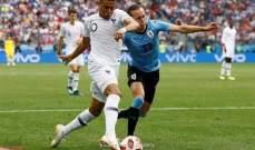 فرنسا تؤكد علو كعبها امام منتخبات اميركا الجنوبية