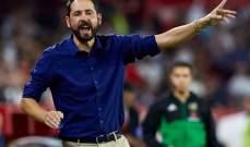 مدرب اشبيلية : نريد تحقيق الفوز على برشلونة