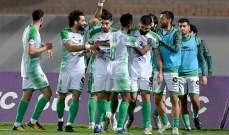 الدوري الكويتي: العربي يغلب النصر ويخطف الصدارة